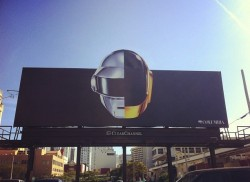 daft punk get lucky billboard