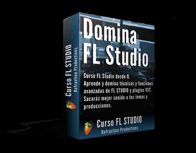 _caja curso produccion fl studio