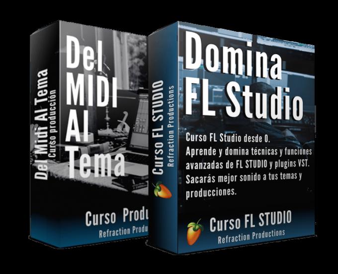 midi al tema + domina fl studio