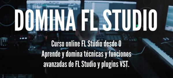 curso domina fl studio banner